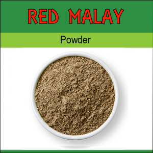 Red Malay Kratom Powder