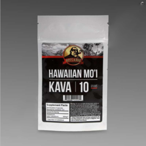 Boss Kava Hawaiian Mo'i 10 Gram Bag