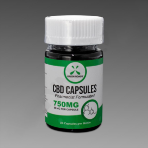 Green Roads CBD Capsules 750mg 30 ct