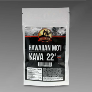Boss Kava Hawaiian Mo'i 22.5 Gram Bag
