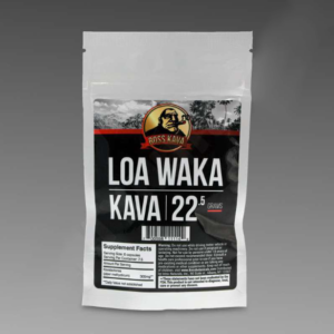Boss Kava Loa Waka 22.5 Gram Bag