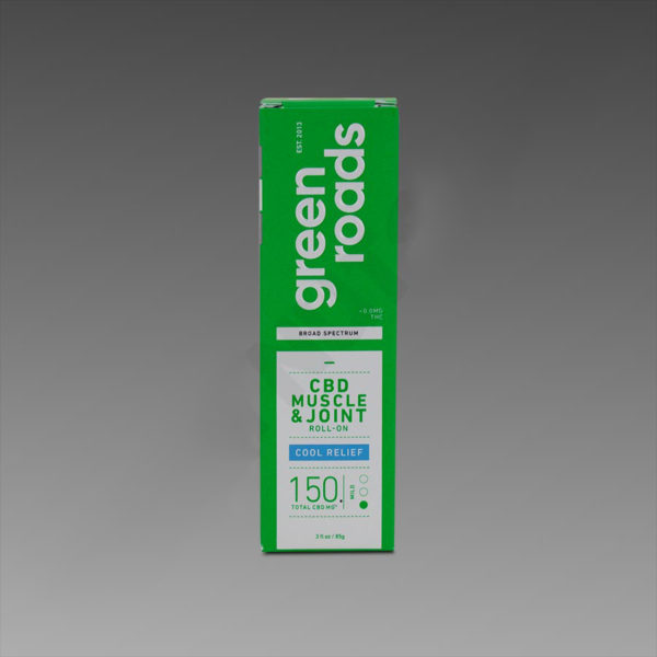 Green Roads Muscle & Joint Cool Relief 150mg
