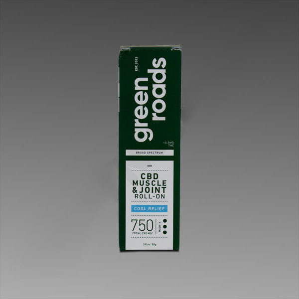 Green Roads Muscle & Joint Cool Relief 750mg